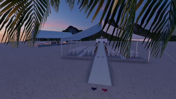 Genesis3DX Hosted Wedding Venues
