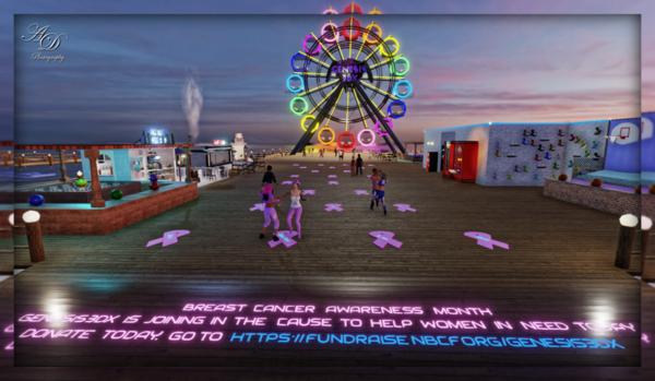 Genesis3DX Events